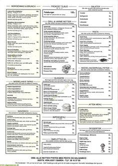 Se menukort. Bestil take away eller bord. Ring direkte til Cafe Fatamorgana København N og spar penge. Nachos, Tapas, Brunch, Menu, Bullet Journal, Menu Board Design, Tortilla Chips, Menu Cards, Brunch Party
