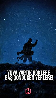 ENGEL TANIMAZ AŞARIZ YÜCE ENGİN DAĞLARA EL VERİR UZANIRIZ MOR SİYAH BULUTLARA Turkish Soldiers, Turkish Army, Visit Turkey, Warrior Quotes, Ww2 Tanks, Photo Logo, My Land, Staying Alive, Special Forces