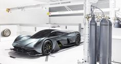 New limited-run hypercar revealed by Aston Martin and Red Bull Racing