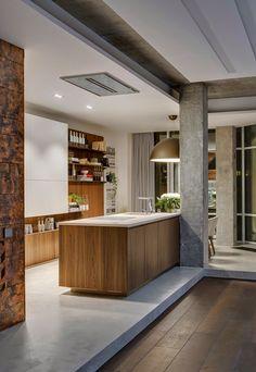 Un loft  es un espacio ideal para crear una distribución y conceptos de espacios diferentes , una vivienda idónea para utilizar material...