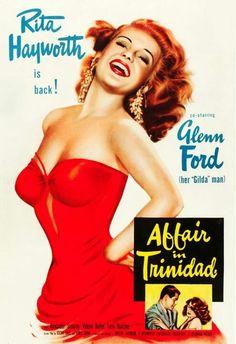 The devine Rita Hayworth