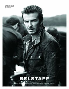 David Beckham (Bellstaff)