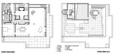 Le Corbusier - Carlos de Beistegui Champs Elysées apartment - 1933