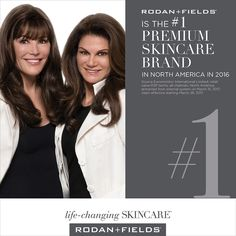 It's OFFICIAL LIKE A WHISTLE!!   Rodan + Fields® has been ranked:  THE NO. 1 SKINCARE BRAND IN THE U.S. IN 2016 across all price points and all channels!   If you didn't believe it before or thought this was just some silly skincare, you better believe it now!! It's the perfect time time join my team!!!  #justsayin #roadto1