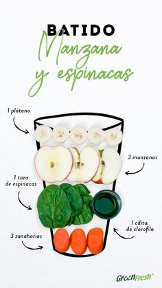 Healthy Menu, Healthy Juices, Healthy Smoothies, Healthy Drinks, Healthy Tips, Smoothie Recipes, Healthy Recipes, Ayurvedic Diet, Healthy Shakes