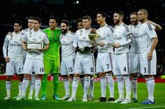 Real Madrid: £5,040,240 / $8,641,385 average annual pay