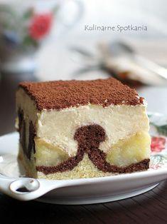 Kulinarne Spotkania: Fale Dunaju z jabłkami Polish Desserts, Polish Recipes, Sweet Recipes, Cake Recipes, Dessert Recipes, Hungarian Cake, Albanian Recipes, Lime Cake, My Dessert
