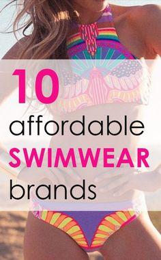 This year, there are many new swimwear and bikini trends to be on the lookout for. It isn't always the easiest task to find trendy and affordable swimwear or bikini. But, luckily, there are many brands that don't go overboard with their prices and offer the latest styles in swimwear and bikini fashion. Swimsuits Direct […]