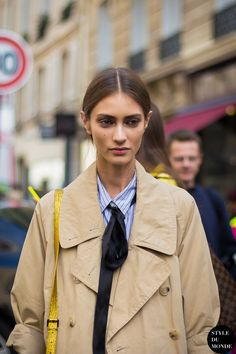 14 Pieces That Look Way More Expensive Than They Are Street Style 2016, Model Street Style, Street Look, Street Chic, Diane Keaton, Marine Deleeuw, Style Me, Your Style, Woody Allen