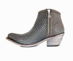 Women's Liberty Black Vegas Boots Negro #LB-71309NEG