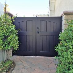 Premium Wood Gates built with Garden Passages satisfaction guarantee and turn-key service have stood as the industry benchmark for over ten years.