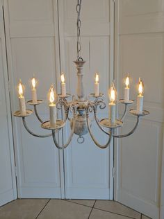 Check out this item in my Etsy shop https://www.etsy.com/listing/511548685/chandelier-rustic-cottage-shabby-chic-8