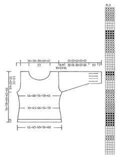 """In the Morning - DROPS genser i """"Cotton Viscose"""", """"Safran"""" og """"Silke-Tweed"""". - Free pattern by DROPS Design"""