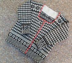 Fana Crochet Stitches, Knit Crochet, Crochet Hats, Fair Isle Knitting, Lace Knitting, Crochet Top Outfit, Fair Isle Pattern, Diy Tv, How To Start Knitting