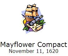 mayflower compact essay