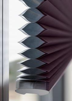 Luxaflex® Duette® Shades - Wist je dat de drie stilstaande luchtlagen van Duette Shades Architella® leiden tot een nóg hogere isolatiewaarde?