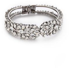 Love this: Tesoro Bracelet Ii - Gunmetal @Lyst