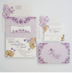 Luxury Wedding Invitations by Ceci New York - Our Muse - Tropical Jamaican Wedding - Be inspired by Michelle & William's tropical Jamaican wedding - wedding, invitations, letterpress, foil printing, watercolor