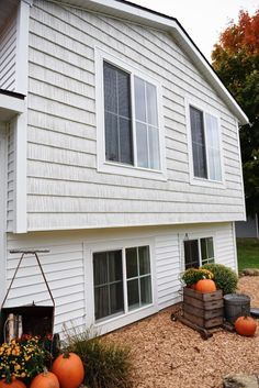 Michigan House Makeover New Siding Before Amp After