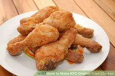 Image titled Make KFC Original Fried Chicken Intro