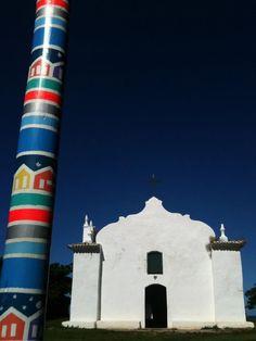 Igreja de São João no Quadrado, Trancoso, Bahia
