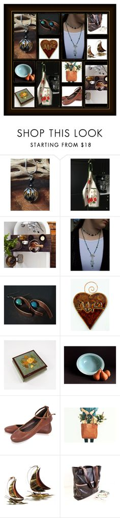 """""""Dark Delights"""" by inspiredbyten ❤ liked on Polyvore featuring vintage"""