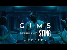GIMS & Sting - Reste (Clip Officiel) - YouTube French Pop Music, French Songs, Pop Songs, Music Songs, Music Videos, Music Love, New Music, Film Gif, World Music