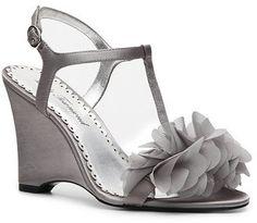 shopstyle lulu townsend valencia wedge sandal silver