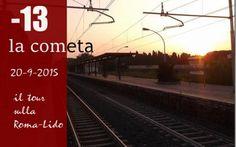 """La Cometa - Tour sulla Roma-Lido Mancano 13 giorni all'evento """"La Cometa"""" un tour storico/tecnico sulla Roma-Lido. Per ingannare l'attesa presento qualche aneddoto sulla storia della linea. Oggi è la volta dell'inaugurazione avvenu"""