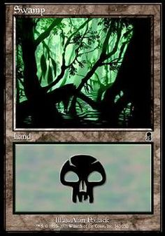 Swamp (4) ($.00) Price History from major stores - Odyssey - MTGPrice.com Values for Ebay, Amazon and hobby stores!