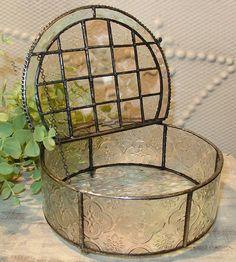 lovely glass box