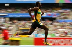 Times' 50 Olympic Athletes to watch - Track & Field - Usain Bolt (Jamaica)