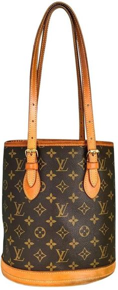 81a7af2d08b62b Louis Vuitton Bucket cloth handbag Louis Vuitton Handbags, Louis Vuitton  Speedy Bag, Louis Vuitton
