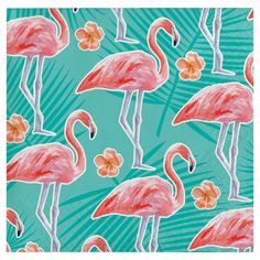 "Get tropical when decorating your party tables with the Island Oasis Beverage Napkins. This festive drink napkin is made of facial quality tissue and features pink flamingo images against a teal background. This 5"" napkin is sold in packs of 16 and coordinates seamlessly with other products in the Island Oasis collection."