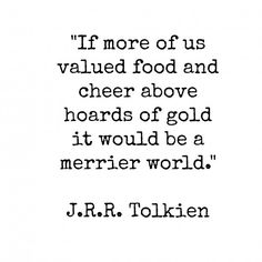 10 Tolkien quotes to live by.