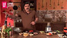 Living Foodz brings you some delicious Jain Recipes through Jain Jalsa. Chef Gautam Mehrishi shows you easy Jain recipes which also include Paryushan Recipes. Jain Recipes, Oven, Easy, Food, Meal, Eten, Meals
