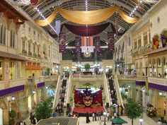 United Arab Emirates Dubai Mercato shopping mall