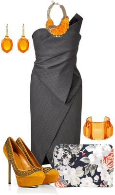 """""""She Too His Breath Away"""" by statementbydnl on Polyvore"""