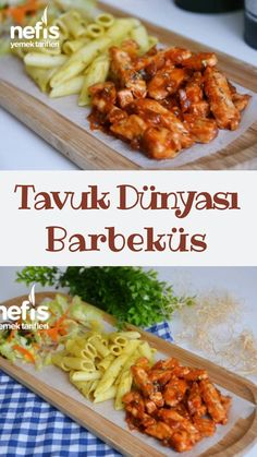 Tavuk Dünyası Barbeküs – Nefis Yemek Tarifleri How to make Chicken World BBQ Recipe? Here is a picture description of this recipe in the book of people and photographs of the experimenters.mutfak # tavukdünyasıbarbeküs foods the Yummy Recipes, Lunch Recipes, Meat Recipes, Chicken Recipes, Yummy Food, Healthy Recipes, Burger Meat, Bbq Meat, Barbecue Chicken