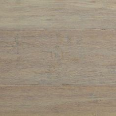 Home Decorators Collection Handscraped Strand Woven Driftwood in. x in. Wide x in. Length Solid Bamboo Flooring - The Home Depot