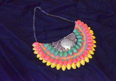 Shell Jewelry, Diy Jewelry, Beaded Jewelry, Jewellery, Jewelry Ideas, Pistachio Shells, Arts And Crafts, Diy Crafts, Shell Crafts