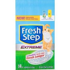 CAT LITTER FS REG 14 LB by CLOROX MfrPartNo 02002 ** Read more reviews of the product by visiting the link on the image. (This is an affiliate link and I receive a commission for the sales)