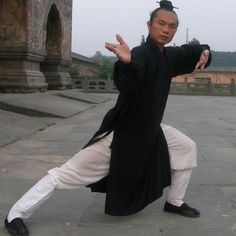Wudang tai chi chuan - china