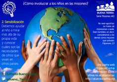 #misiones #niños #escueladominical #tipsparamaestros