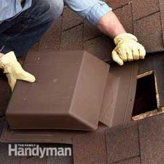 Roof Repair: How to Find and Fix Roof Leaks | The Family Handyman