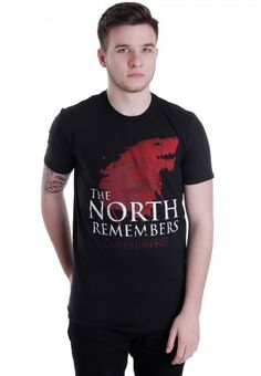Game Of Thrones - The North Remembers - T-Shirt - Impericon.com Worldwide