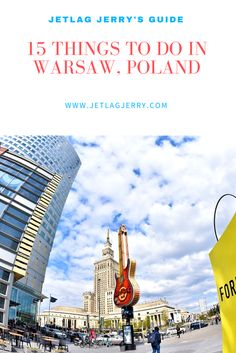 15 Things To Do in Warsaw, Poland - World War 2 I Warsaw Uprising I Museums I Old Town I Palace of Culture and Science I The Barbican I Frederic Chopin I Pawiak Prison I Warsaw Ghetto Wall I Nazi Gestapo Headquarters I Transportation Around Warsaw