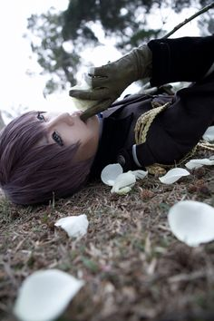 Unlight Berhard Cosplay  Photo taken by Ophelia Chan(雪嵐)