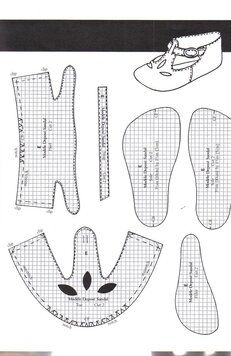 Doll Shoe Patterns, Craft Patterns, Doll Crafts, Diy Doll, Best Bags, Doll Shoes, 18 Inch Doll, Ball Jointed Dolls, Hat Making