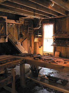cabinet-maker's shop